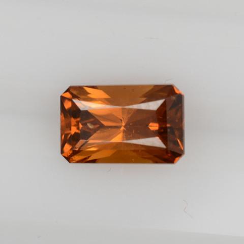 orange sapphire