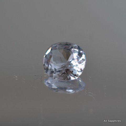 gray peach sapphire