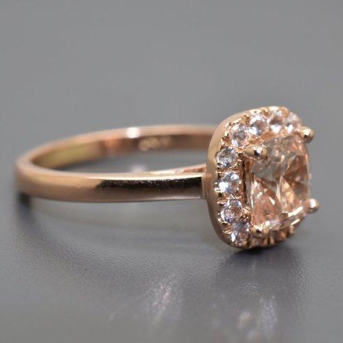 rose gold ring
