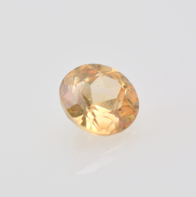 orange peach sapphire
