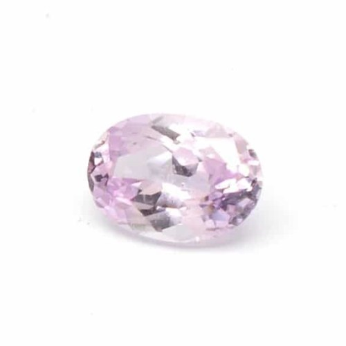 oval pink sapphire