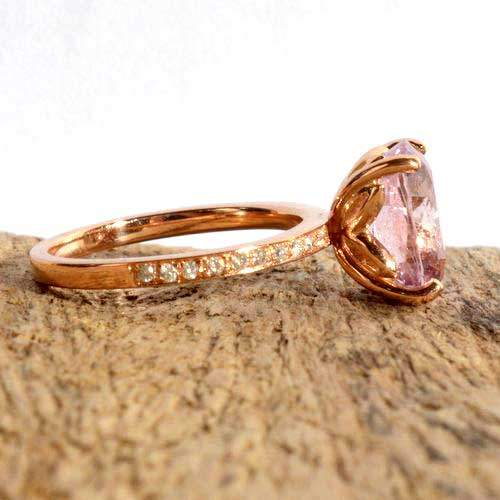 certified untreated ring white buy rose peach julia carts gold sku engagement jon rings sapphire pink