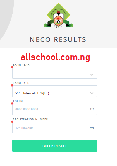 neco result june july 2019