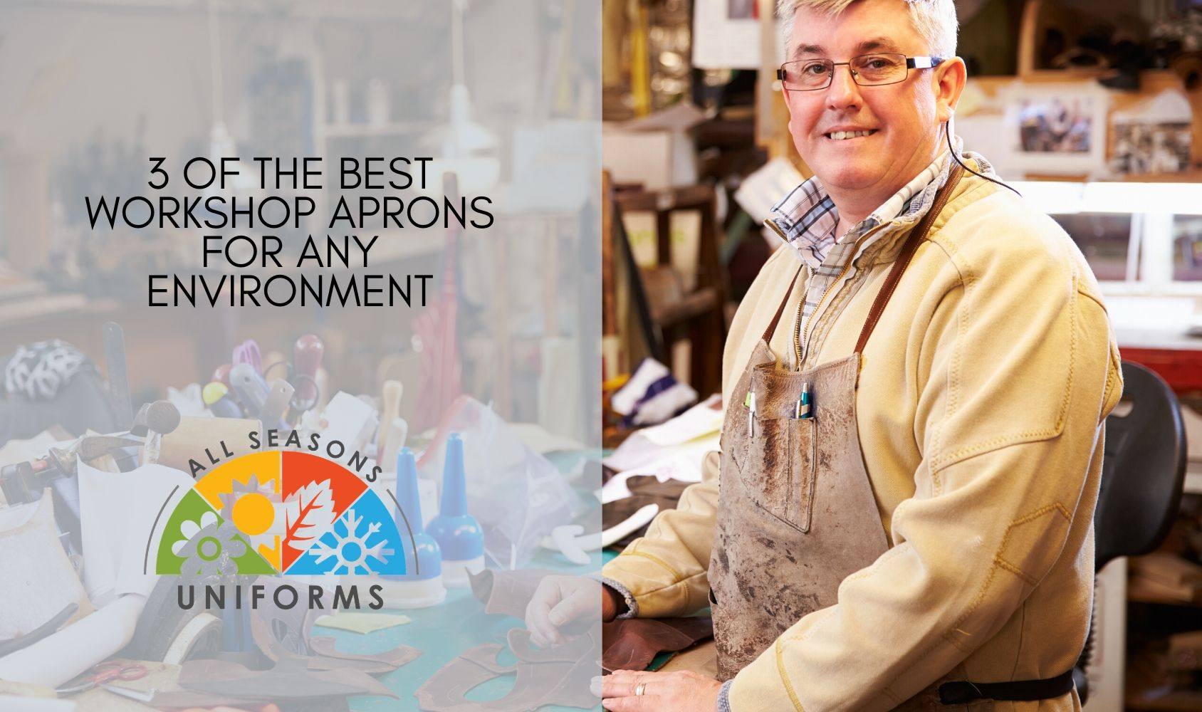 3 of the Best Workshop Aprons for Any Environment
