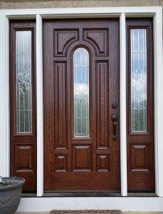 entry door smaller