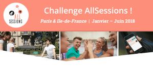Challenge Janvier - Juin 2018