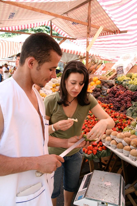 Chef Leticia Fruit