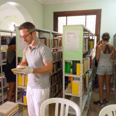 Libraryaction