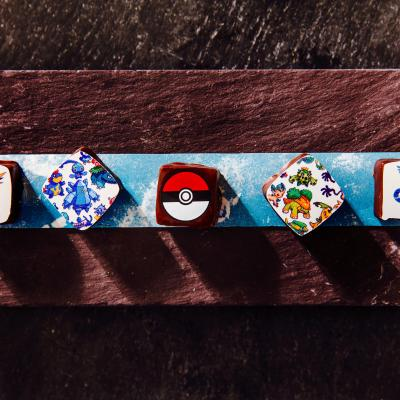 Pokemon bonbons