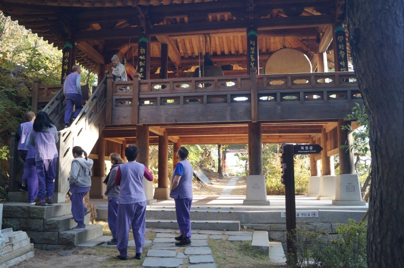 geumsunsa-templestay