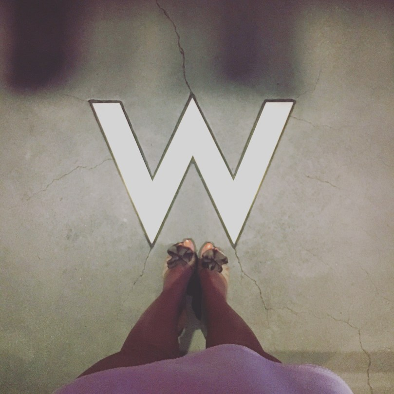 a staycation saves the day at W hotel
