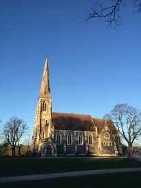 Evangelist church in kastalwtt