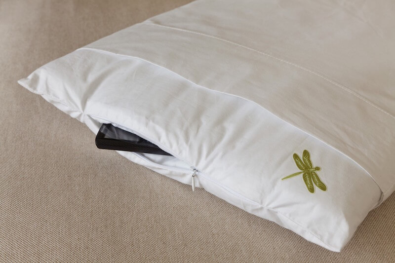 dreampad pillow plays music to help you