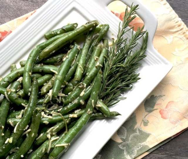Green Bean Side Dish Thanksgiving Side Dish Recipes