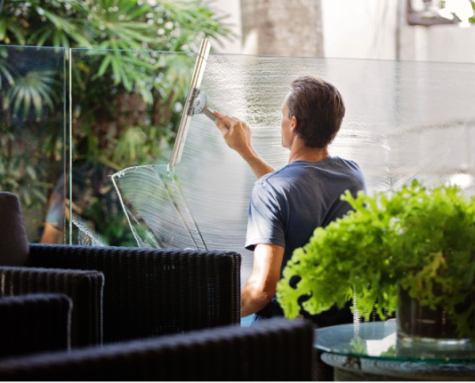 Residental Window Cleaning Service