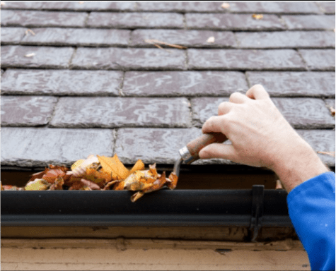 Residential Gutter Cleaner