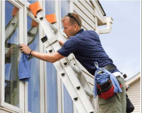 Window Cleaning Flower Mound