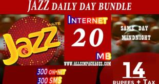 JAZZ DAILY DAY BUNDLE