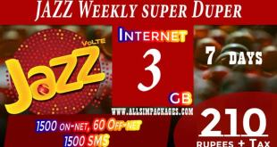 JAZZ WEEKLY SUPER DUPER