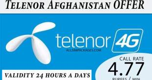 Telenor Afghanistan Offer