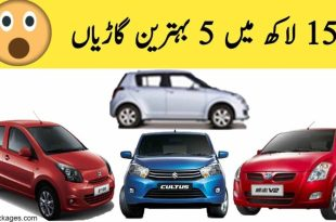 new and cheap cars in pakistan