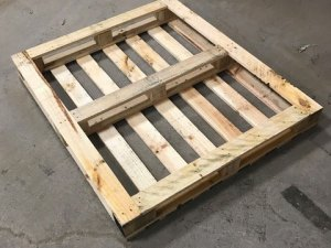 "39"" x 45"" wood pallet for sale"