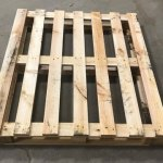 "Special Pricing on 39"" x 45"" Wood Pallets for Sale"