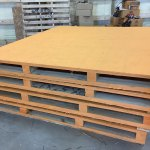 Buy Custom Wood Pallets in Metro Detroit