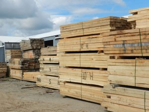 wood for new custom size pallets