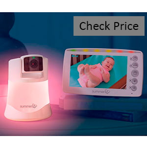 Summer Infant Explore Panoramic Video Baby Monitor review