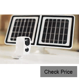 Lynx Solar Weatherproof Outdoor Surveillance Camera review