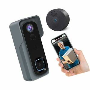Video Doorbell Wireless WiFi Smart Doorbell Camera GEREE 1080P HD review