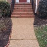Pressure-washed-sidewalk