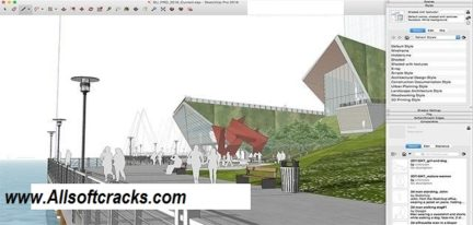 SketchUp Pro 2019 Crack With Serial Number Full Free Download