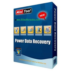 MiniTool Power Data Recovery 9.0 Crack With Product Key 2020
