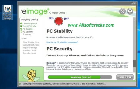 Reimage PC Repair 2021 Crack With Serial Key [Updated]