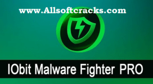 IObit Malware Fighter 7.5.0.5834 Serial Key With Crack 2020