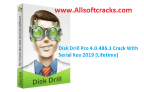 Disk Drill Pro 4.1.555.0 Crack Plus Activation Code Free [Updated]