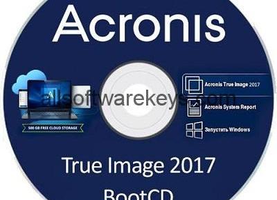 Acronis True Image 2018 Keygen Build Bootable ISO Free
