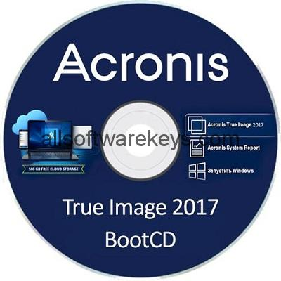 Acronis True Image Crack 2019 with Keygen Build Bootable ISO Free