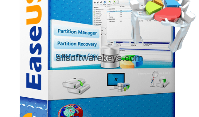 EaseUS Partition Master 12.9 Full Crack + Key