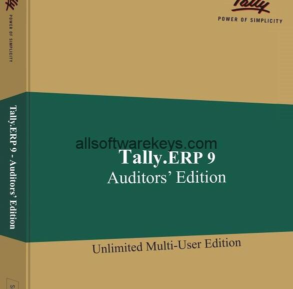 Tally ERP 9 v6.6.3 Crack With Key Full VersionRelease Free Download 2021