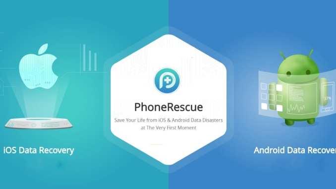 PhoneRescue 2020 Crack + Activation Key Free Download [Latest Version]