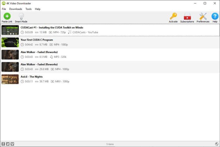 4K Video Downloader 2020 Crack With Serial Keys Free Download [Updated]