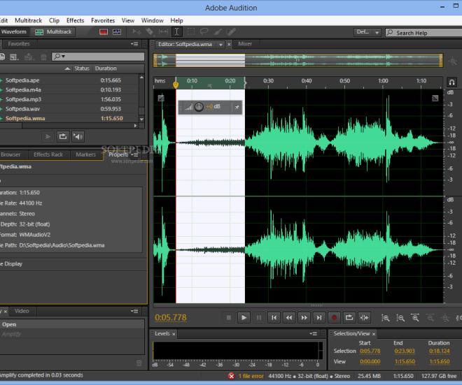 Adobe Audition Pro v14.1.0.43 Crack With Serial Keygen Free Download 2021