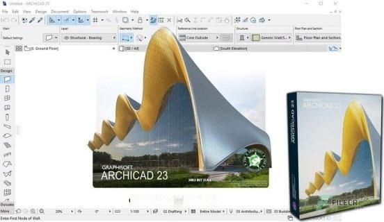 ARCHICAD 23 Crack + Serial Key