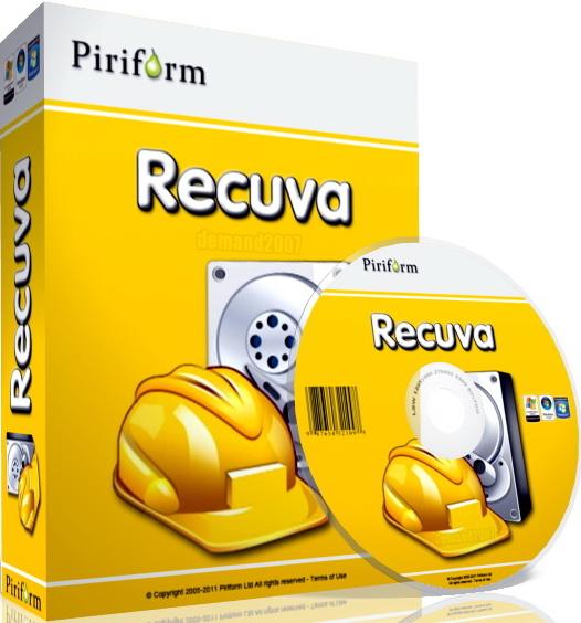 Recuva Pro Full Crack + Registration Key