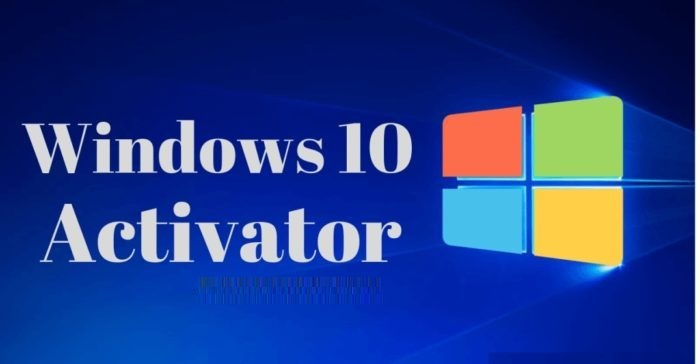 Windows 10 Activator + Product Key Full Loader