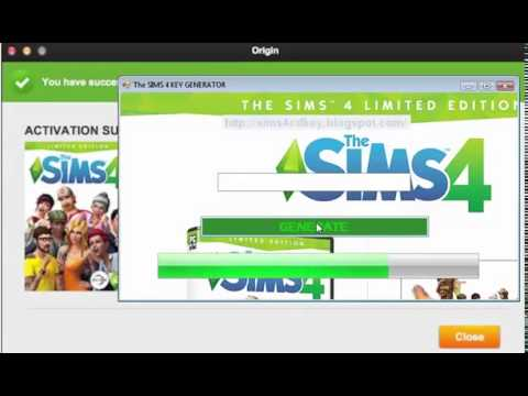 Sims 4 Activation Code Generator