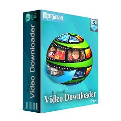 Bigasoft Video Downloader Pro 3.23.6.7807 Crack with Keygen Download 2021